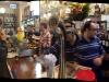 La Bombadilla - grym tapasbar med 75 år på nacken. Samma kille bakom disken.