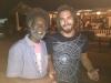 Winston & *Andrej @ Lambie Queen, steelband night