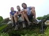 Mont Diablotin summit, leriga skor