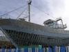 Fiskebåt under konstruktion