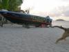 Intressant båtnamn i Mayreau