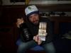 Nyår firades med cava och Vega cigarrer
