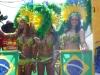 Brazil bandet hade helt klart stil