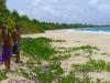 Fina stränder på Martinique