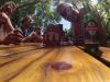 Nytt land, ny öl. Dominica är Kubuli country.