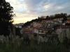 Stadsdelen Gaia där hamnen ligger