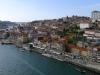 Porto från en bro