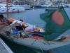 Fransk tjej som seglar femmetersbåt