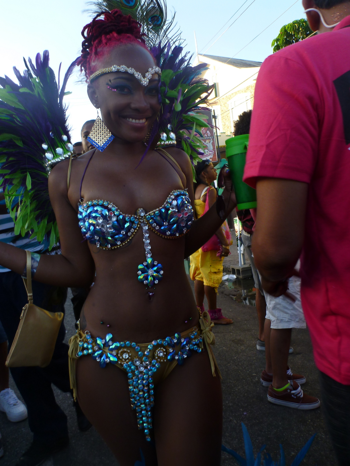 Mardi gras i Port of Spain, Trinidad