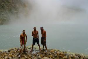 Vid Boiling Lake